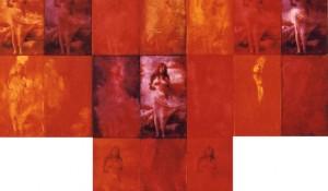 Simone Bernert: Kreuz