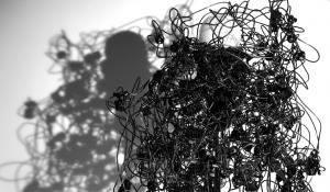 Simone Bernert: Lampe