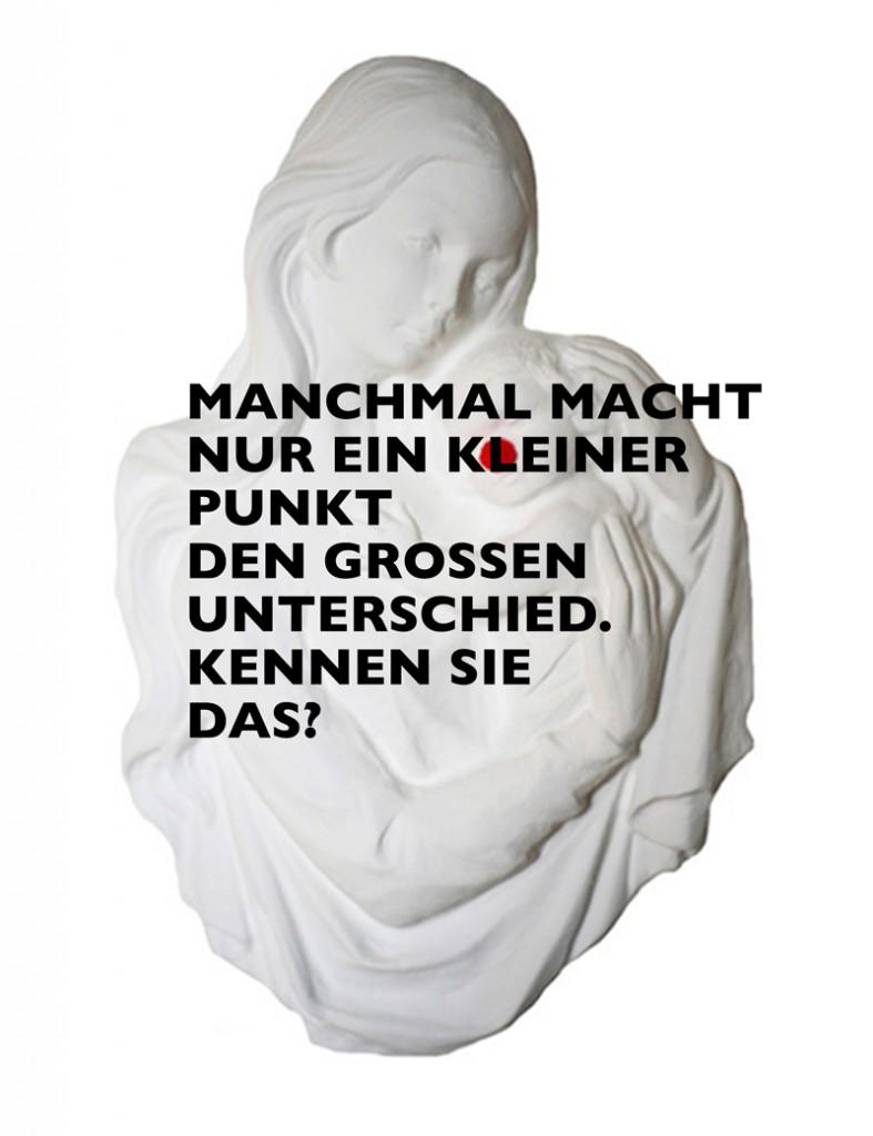 Maria fragt, Fotocredit: Clemens Loinger